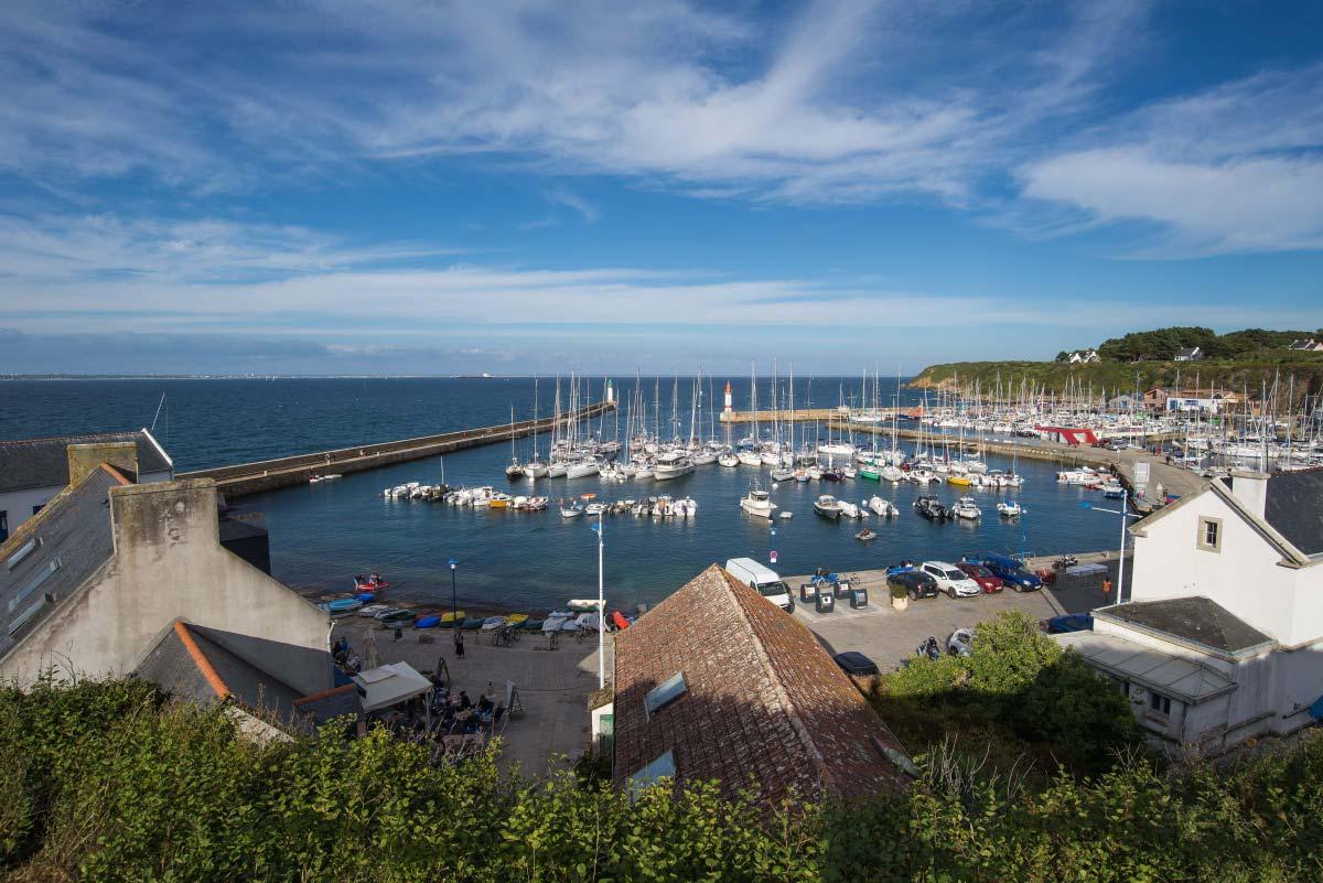 Port Tudy île de Groix